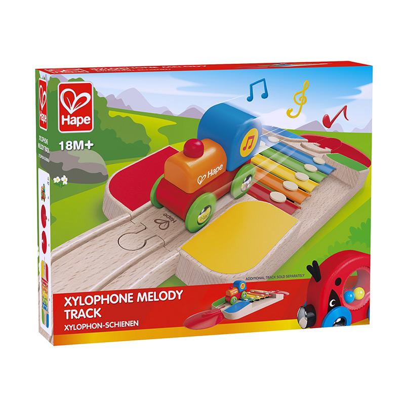 Vía de Tren: Xilófono Musical
