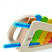 Xilófono Arcoíris de madera