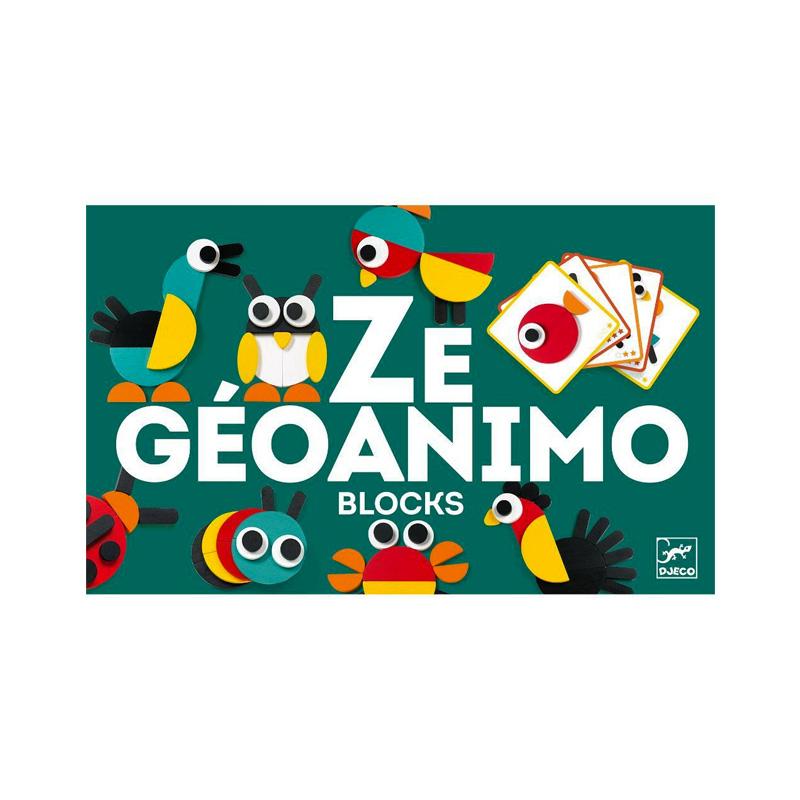 Ze Geoanimo