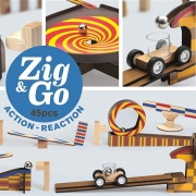 Zig & Go 45 piezas