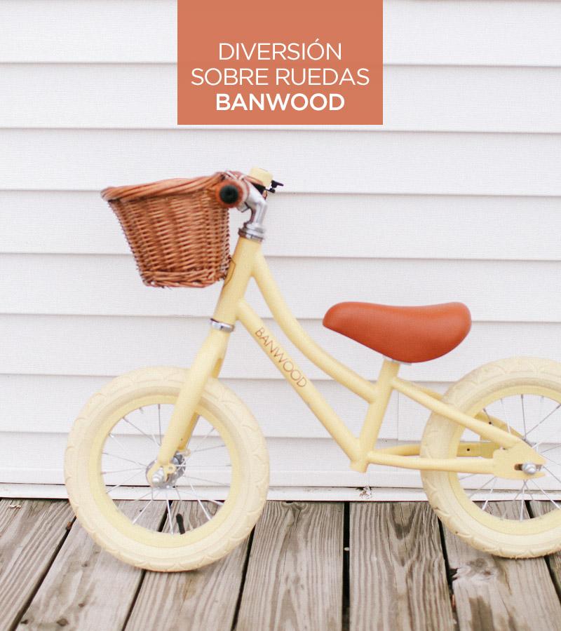 Bicicletas equilibrio Banwood