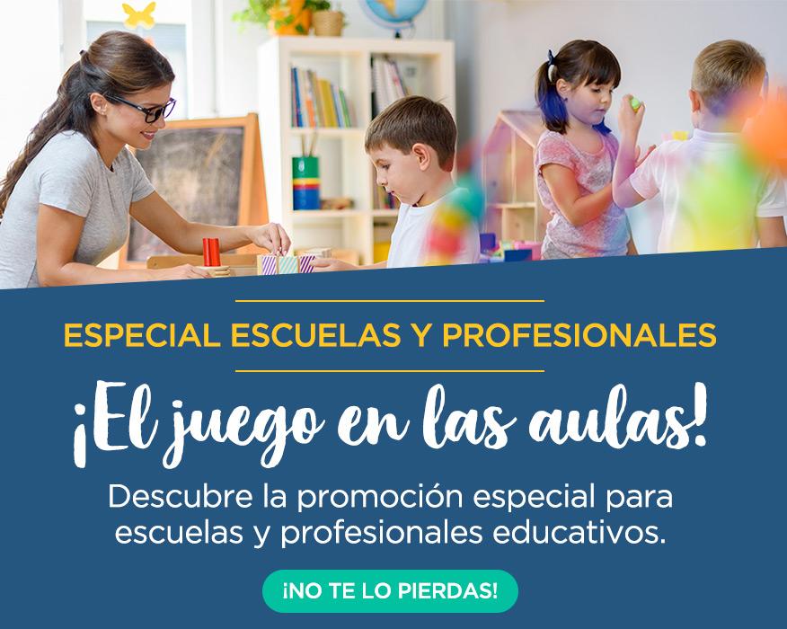 Escuelas y profesionales educativos
