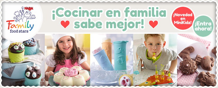 Family Food Stars de Haba