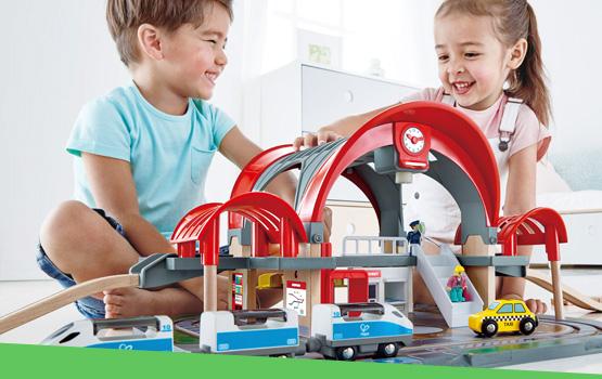 Circuitos trenes Hape