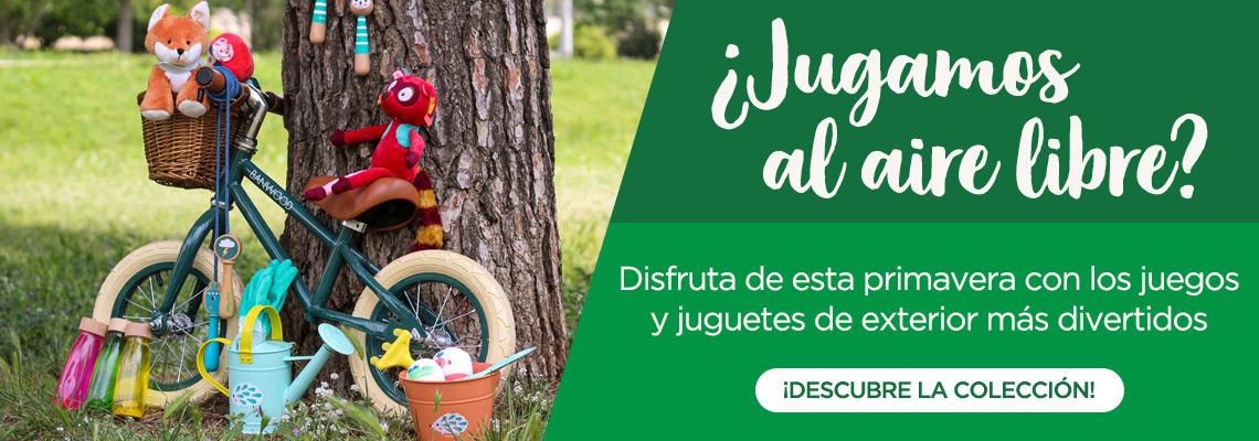 Juegos y juguetes aire libre