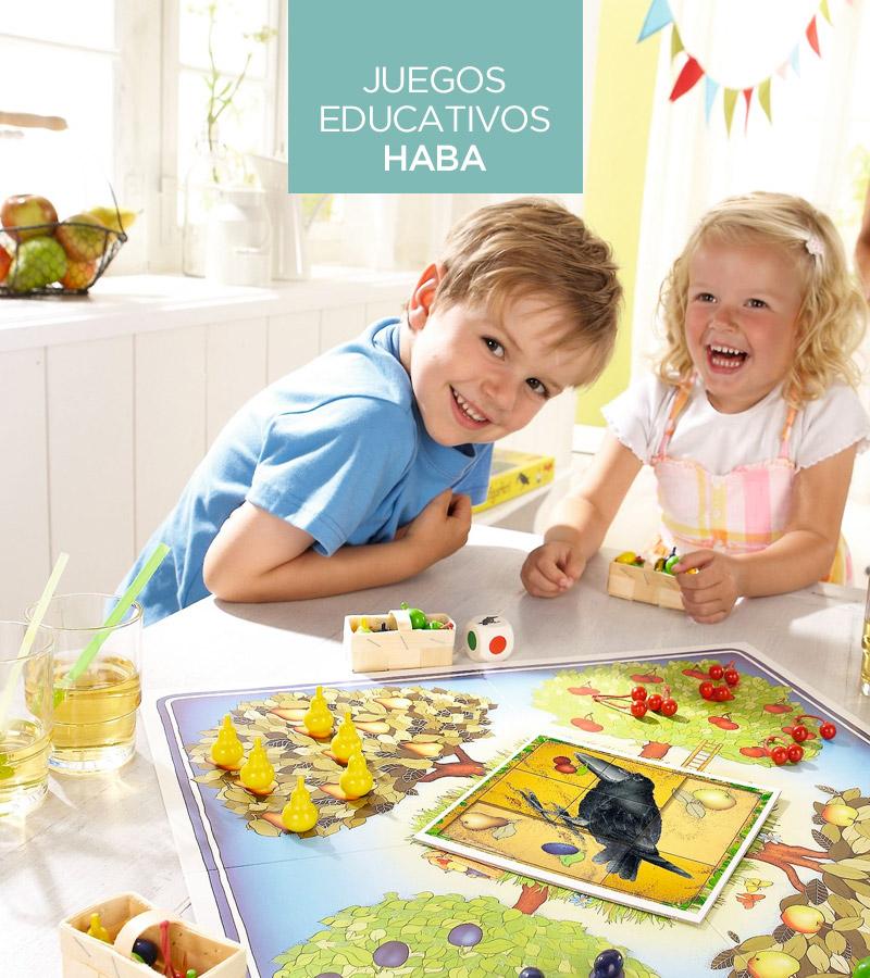 Juegos educativos Haba