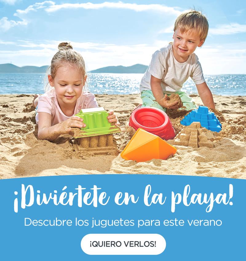 Juguetes para la playa