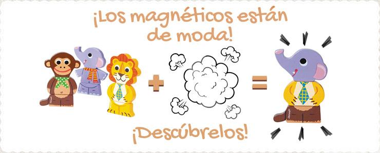 Juguetes Magnéticos