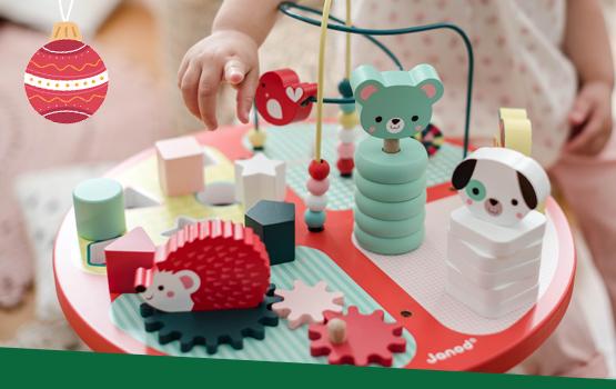 Primeros juguetes bebé