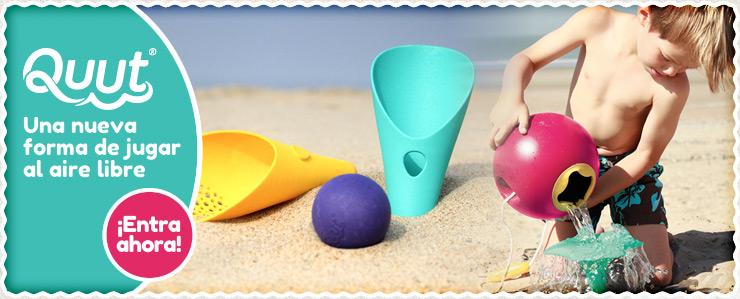 Juguetes Quut Playa