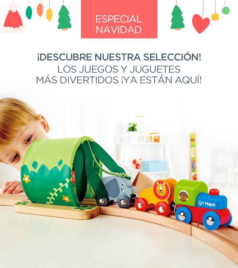 Especial juguetes educativos Navidad