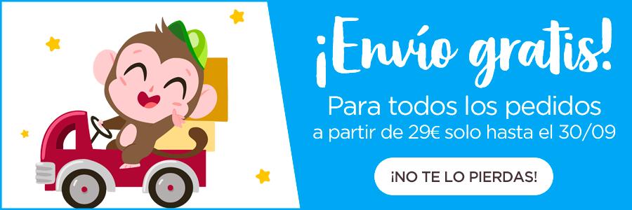 Envio gratis Minikidz