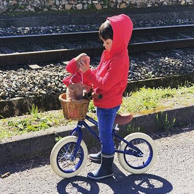 Bicicleta First Go de Banwood Desmadreando